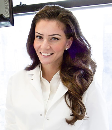 This is Dr. Jovanka Zivkovic who is a dentist in New York at Midtown Dental Excellence.